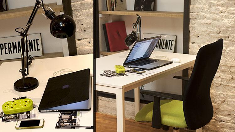 Le coworking en nomade