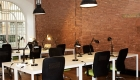 L'open space d'un coworking toulousain