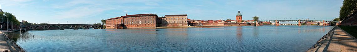 Le coworking dans le quartier historique de Toulouse