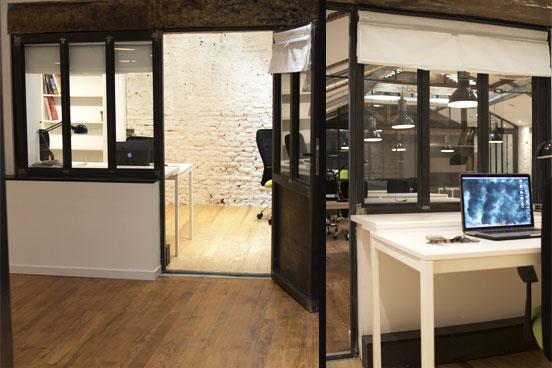 Location de bureaux privés